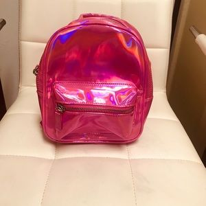 FOREVER 21 Pink Mini BackPack